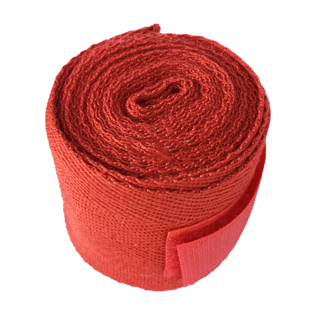 2.5m Wrist Flexible Elastic Cohesive Athletic Crepe First Aid Tape Hand Protection Sweat Absorption Boxing Bandage Sports Wrap