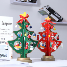 Artificial Christmas Tree Decorations For New Year Decorated Holiday-related Ornaments Xmas