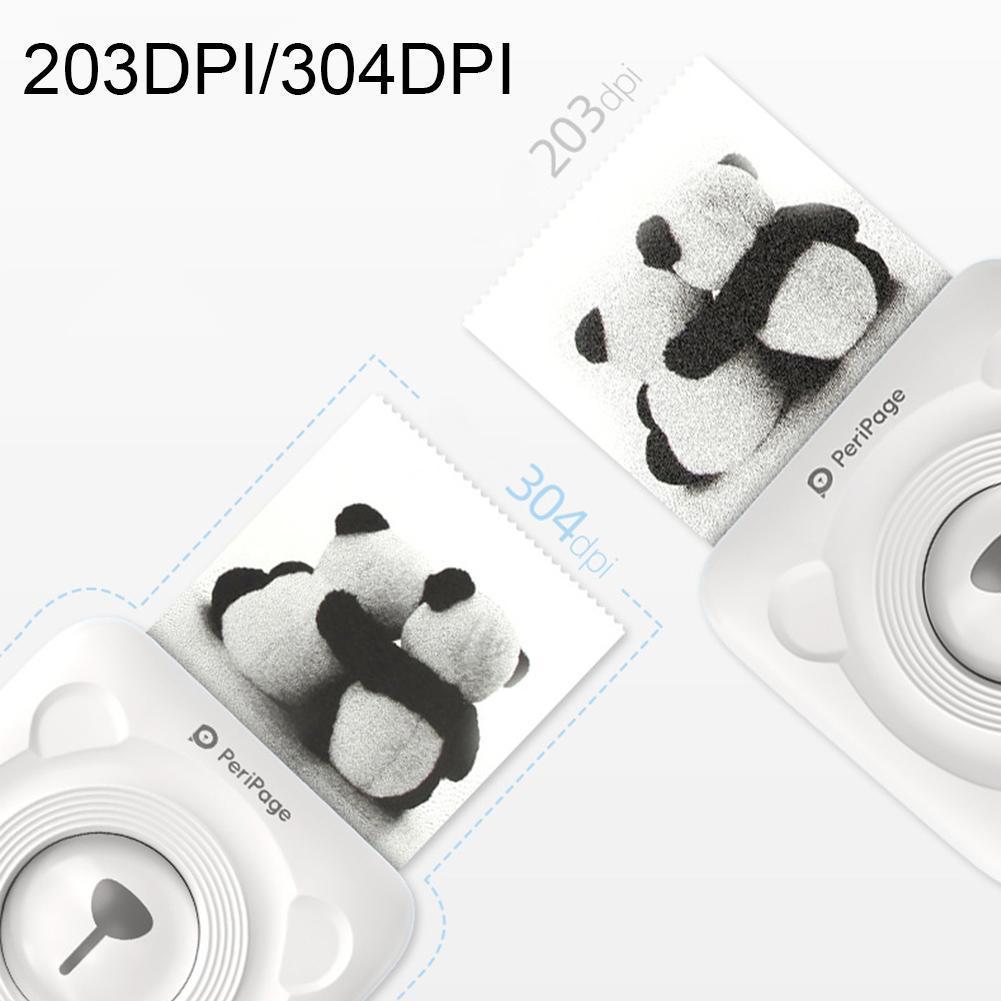 3 Rollers/Bag Colored Thermal Label Paper Random Colors Portable Thermal Pape Top 30mm Pocket Diameter 57mm Printer Width C M2I2