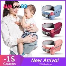 MMloveBB-portabebés ergonómico para bebé, asiento de bebé, portador de cintura frontal, cabestrillo con diseño de canguro, para viaje de 0 a 36M