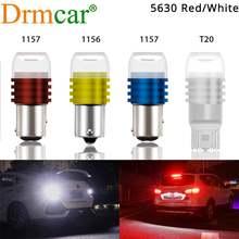 1 шт 1156 1157 t20 Автомобильный светодиодный сигнальный светильник