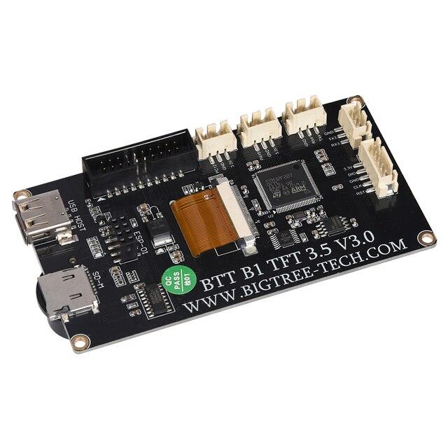 Фото смарт контроллер biqu b1 tft35 v30 с сенсорным экраном 35 дюйма