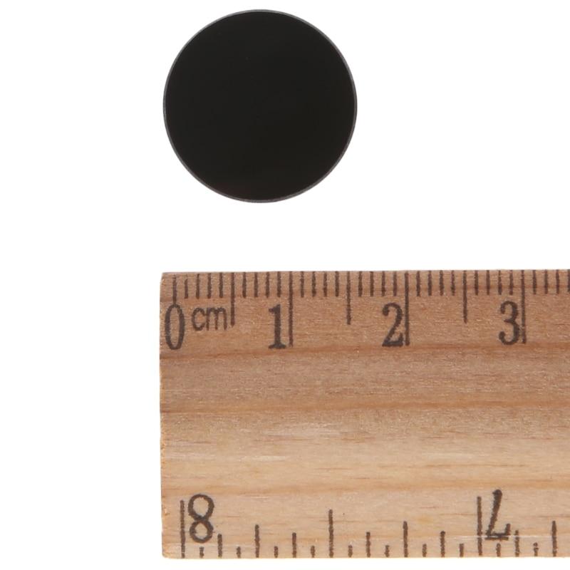 ZWB2 UV Ultraviolet filtre de passage de bande UV lampe de poche diamètre 17mm épaisseur 1.5mm L4MF
