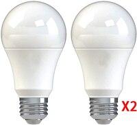Bombilla de led frío y cálido, foco de iluminación blanco frío y cálido, E27, E14, 20W, 18W, 15W, 12W, 9W, 6W, 3W para lámpara CA 220V, 2 unidades/lote