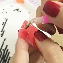 Новинка, ручка для алмазной вышивки 5D, рукоделие, инструменты, ручка, легко подобрать, стразы, аксессуары для алмазной вышивки