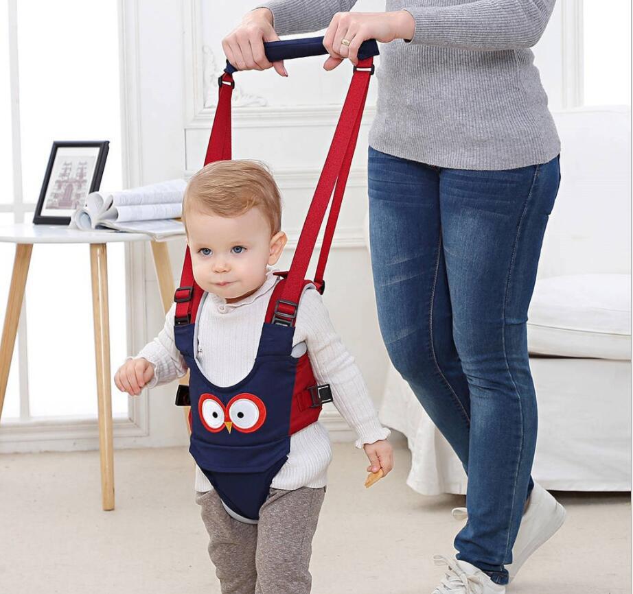 Infant Baby Walking Belt Backpack Traction Belt Child Child Assistant Learning Safety Reins Harness Walker