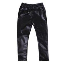 Детские брюки унисекс для маленьких девочек и мальчиков новые