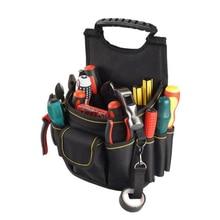 Storage-Bag Belt-Tool Pockets Adjustable Multi-Function-Tool-Bag Waist-Hanging Double-Oxford-Cloth-Kit