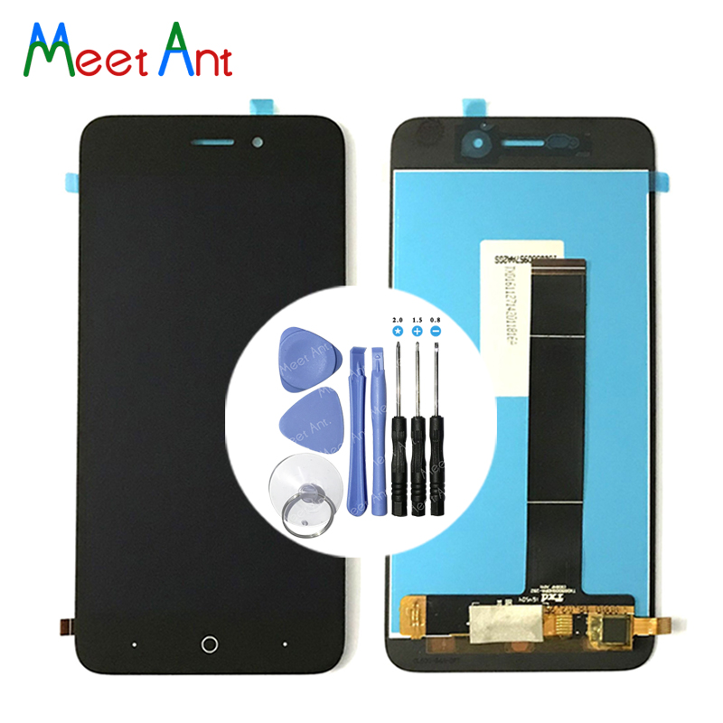 High Quality 5.0'' For <font><b>ZTE</b></font> <font><b>Blade</b></font> <font><b>A601</b></font> BA601 LCD Display <font><b>Screen</b></font> With Touch <font><b>Screen</b></font> Digitizer Assembly + Tool image
