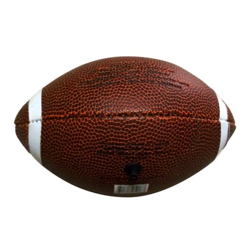 Size 1 American Football Inflatable PVC Leather Ball Outdoor Kids Student Sports Game Accessories