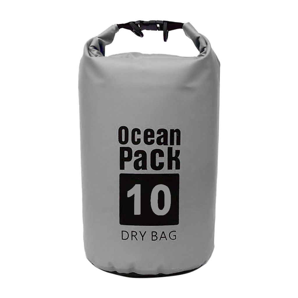 10L Dry Bag For Canoe Floating Boating Trekking Kayaking Camping