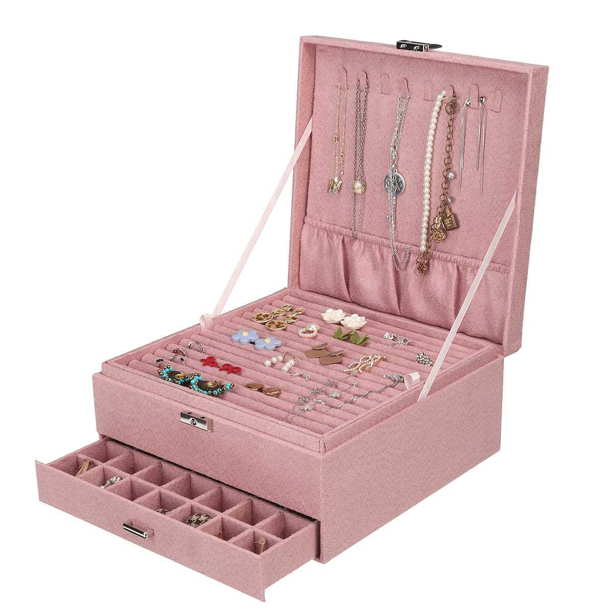 Display e embalagem p/ joias