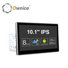 """Ownice K2 10.1 """"Universale 2 din Auto Lettore dvd radio di Navigazione GPS Android 6.0 Octa Core 4G LTE 2GB + 32GB DAB + TPMS Carplay"""