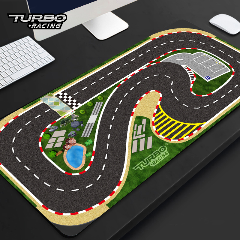 Turbo Racing Mini Car Racing Track Fit for Different Mini Scale RC Car