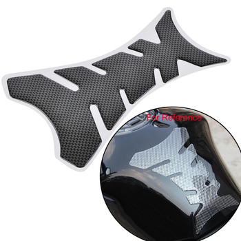 Motorcycle Sticker Gas Fuel Oil Tank Pad Protector Decal For SUZUKI GSF600 Bandit GS1000 GS500E GS550M GSX1100F Katana image