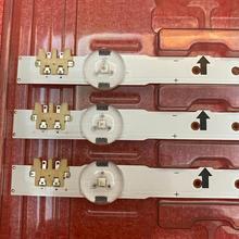 3 sztuk/zestaw listwa oświetleniowa LED dla UA32H4500 UE32H4500 UE32H4510AK UE32H4670 LM41 00431A 00041L 00099M CY HH032AGLV5H HH032AGLV2H