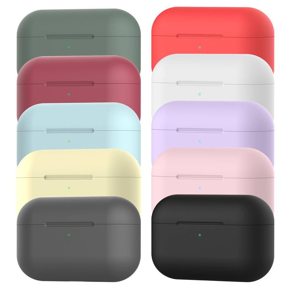 Мягкий силиконовый чехол, наушники для Apple AirPods Pro, чехол s ...