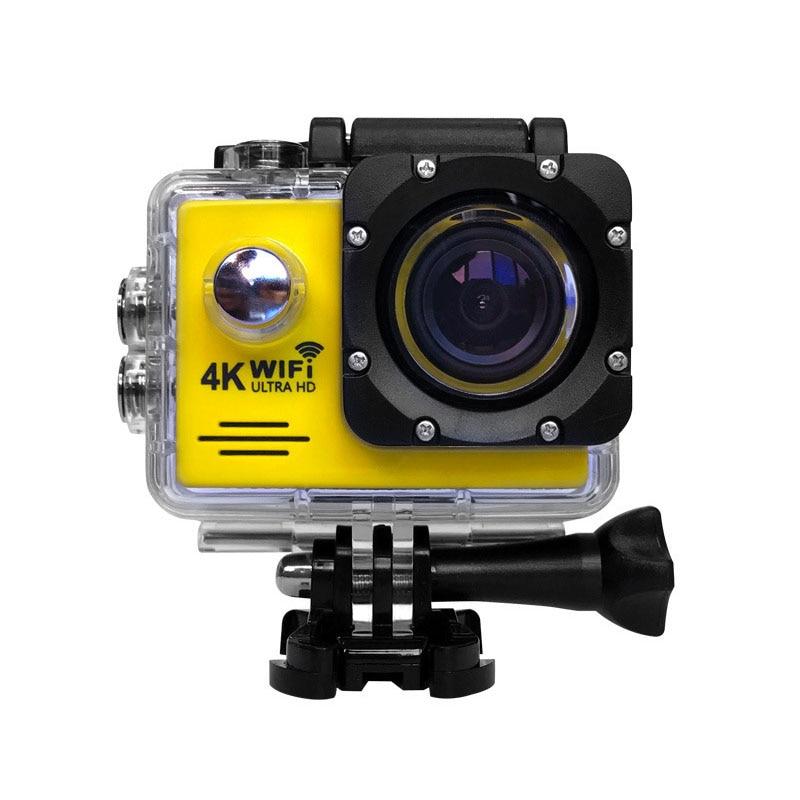 Outdoor Sport 4K Action Kamera 1080P WIFI 30m unterwasser Wasserdicht professionelle foto gehen kamera pro helm Sport surfen Cam