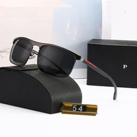 POLICE 2019 Men Sunglasses Polarized Sunglasses Men Brand Designer Sunshade Glasses Outdoor Driver Fishing Glasses UV400 4Colors