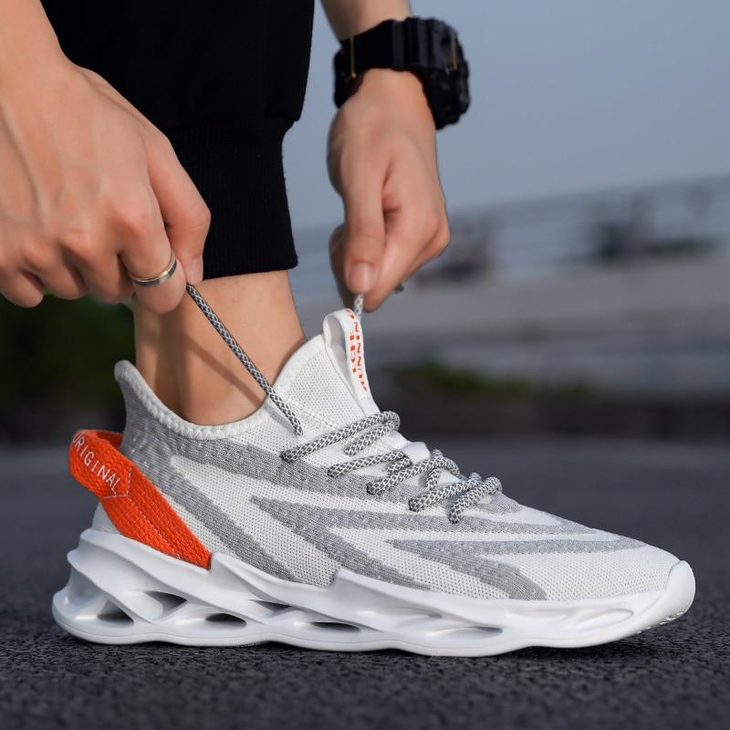 Men Sneakers Fashion Running Shoes
