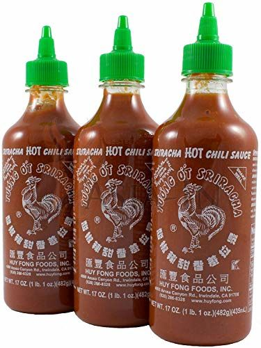 Huy Fong Foods Sriracha Hot Chili Sauce -- 17 Fl Oz