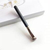 Mini Abgerundete Slant Concealer Make-Up Pinsel 270S-Abgewinkelt Kleine Foundation Creme Verbergen Puffer Mixer Schönheit Kosmetik Werkzeug