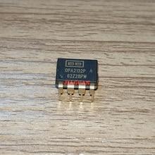 """חדש IC BB OPA2132P הכפול opa amp OPA2132 תואם 2604 מגבר DIP8 אודיו מגבר השרת כפול חום אותנטי מח""""ש  8"""