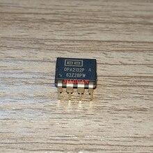 Новый IC BB OPA2132P двойной opa amp OPA2132, совместимый с 2604 усилителем DIP8 Audio fever Dual op amp, подлинный dip 8