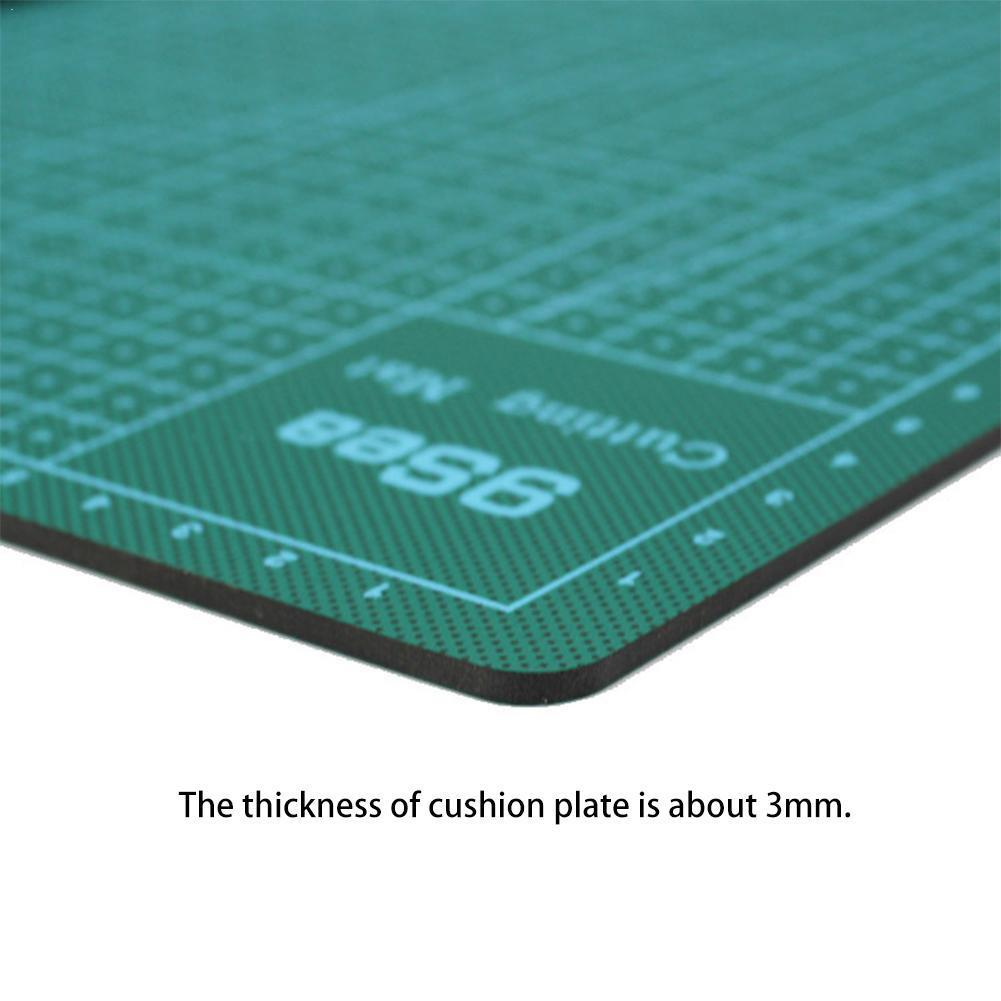A3 A4 A5 PVC Cutting Mat Pad Patchwork Cut Pad A3 Patchwork DIY Double-sided Manual Cutting Board Tools Self-healing Tool E2I7