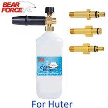 Schaum Düse Gun Kanone Seife Shampoo Schaum Sprayer Schnee Foam Lance Schaum Generator für Huter Hochdruck Washer Auto Schaum waschen