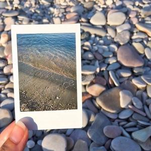 Image 4 - Fujifilm Instax מיני 9 סרט לבן קצה 50 גיליונות/חבילות נייר צילום פוג י מיידי מצלמה 8/7s/25/50/90/sp 1/sp 2