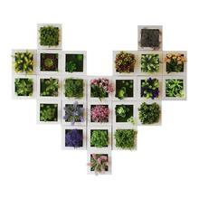 Различные имитация искусственного цветка завод для украшения стены дома как рисунок картины 1-19