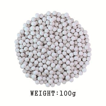 Uniwersalna wymiana łazienka kulki energetyczne filtr ceramiczny oczyszczanie wody kulki mineralne wymiana głowicy prysznicowej na prysznic nowość tanie i dobre opinie Water Purify Balls Chrome