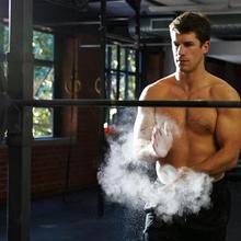 Anti-slip Gym Sport Gymnastics Weightlifting Powder Climbing Magnesium carbonate Chalk block barbell Rings Training