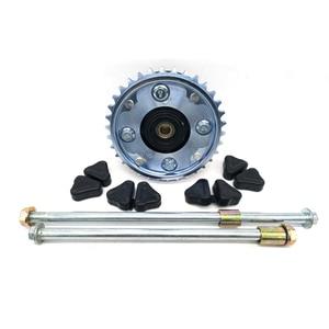 Motorcycle Sprockets Gear For Honda MSX125 MSX150 MSX 125 150 M3