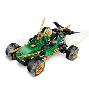 Image 3 - 2020 Ниндзяго the jungle raider Golden Mech Thunder Raider фигурки модель строительные блоки Совместимые с ниндзя Подарочные игрушки