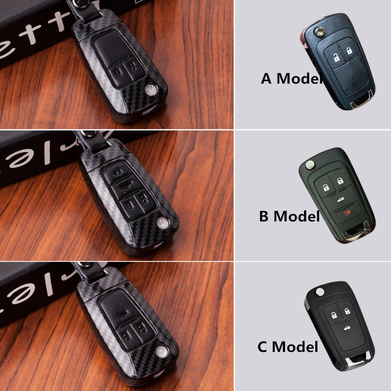 cheapest Carbon Car Key Case For Mercedes Benz E C G M R S Class 204 212 216 SLS SLK GLK CLK E400 Remote Fob Protector Cover Keychain Bag