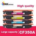 INKARENA Compatibile Per HP Color LaserJet Pro di chip MFP M176n M176 M177fw Cartuccia di Toner CF350A 350A CF351A CF352A CF353A 130A