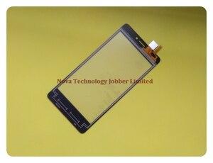 Image 3 - Wyieno 5 ピース/ロット Bq 5005L BQ5005L 強烈なタッチスクリーンセンサータッチパネルデジタイザスクリーン 5.0 インチ