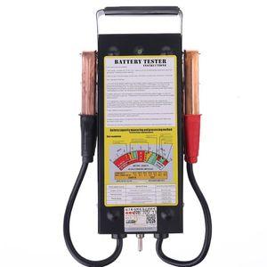 Image 2 - 6 فولت/12 فولت سيارة جهاز اختبار حمل البطارية نظام شحن المولد اختبار سيارة شاحنة