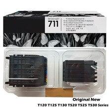 Original Novo HP Cabeça De Impressão cabeça de Impressão da cabeça de Impressão Para HP 711 T120 C1Q10A HP120 T520 HP520 HP525 HP530 T530 T125 T130 T525 Series