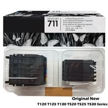 Orijinal yeni HP C1Q10A yazıcı kafası yazıcı kafası baskı kafası için HP 711 T120 HP120 T520 HP520 HP525 HP530 T530 T125 t130 T525 serisi