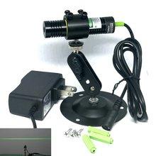 532nm 10 мВт зеленый лазерный модуль для выравнивания dc3 5v