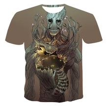 Men Clothing New Summer T shirt Men Streetwear Short Sleeve Tees Tops Beautiful Male Clothes Casual  3D Print T Shirts