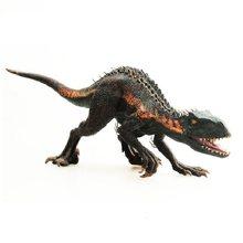Brinquedos clássicos do brinquedo dos dinossauros de indoraptor para o modelo animal do menino figuras de ação mandíbula móvel
