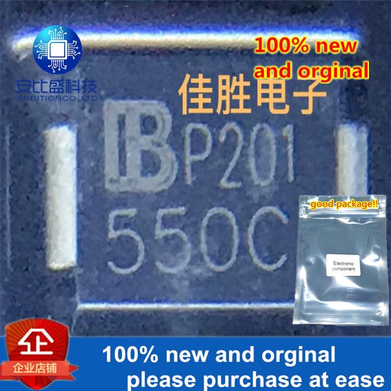 30pcs 100% New And Orginal P6SMB550CA DO214AA Silk-screen 550C In Stock