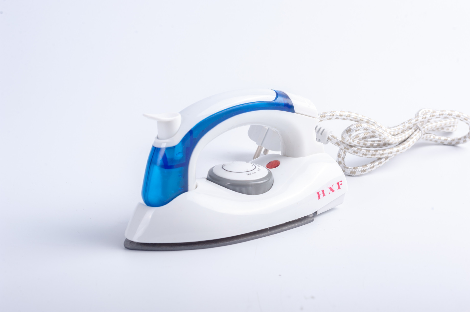 Household Small Home Appliance Mini Steam And Dry Iron Travel Dry Wrinkle Ironing Machine Cross Border