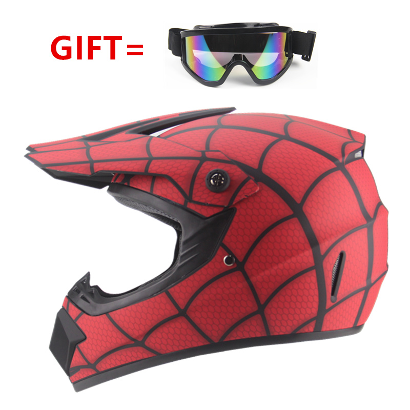 Children Motorcycle Helmets High Quality Boy Girl Protective Cycling Motocross Downhill MTV DH Safety helmet for kids