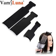 1 комплект 3 шт. модное окрашивание волос выбор цвета парикмахерские распылитель для волос щетка для распределительного салона