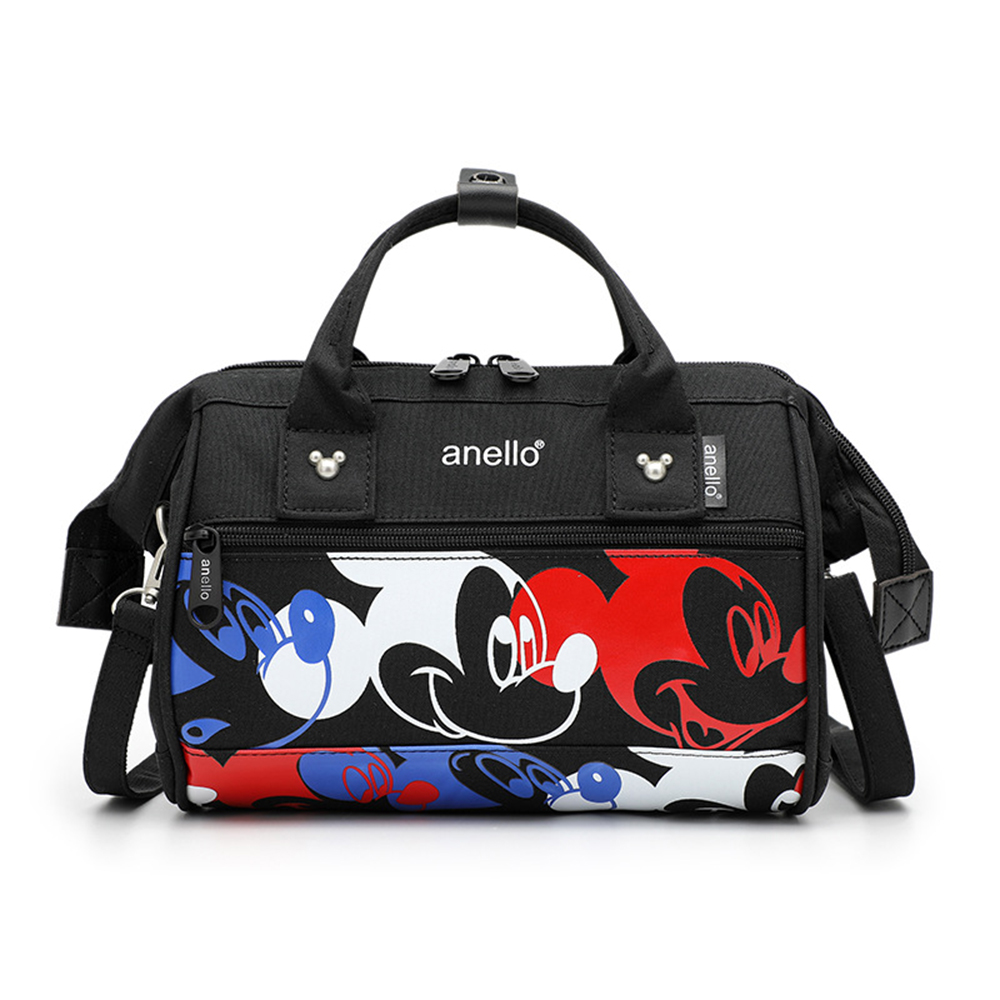 New Style Printing Messenger Single Shoulder Diaper Bag Cartoon Mother Bag For Nappies Maternity Crossbody Bag